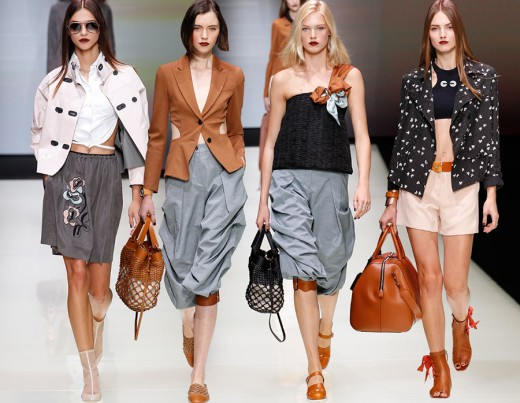 Giorgio Armani Spring/Summer 2017 Top Fashion Designers