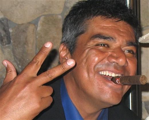 George Lopez - Latino Comedian