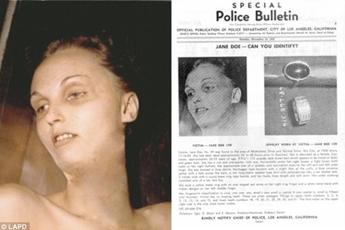 Autopsy photograph of Jane Doe 59.
