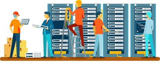 Colocation offers the ability to meet business demands at a lower cost