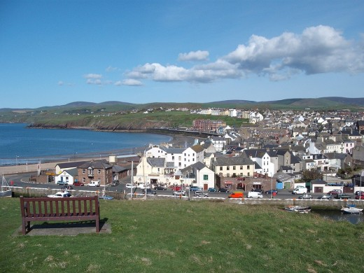 Owing property is encouraged on Isle of Man
