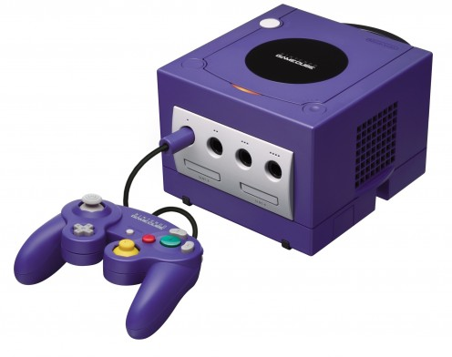 The look of the Wii's purple predecessor left much to be desired.