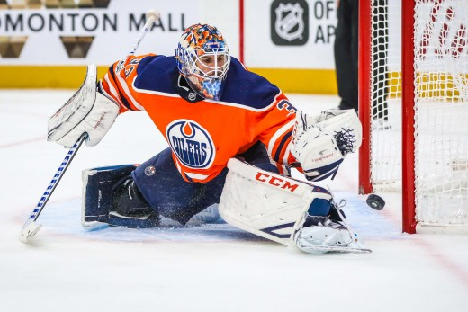 This has been a season Cam Talbot would like you to forget