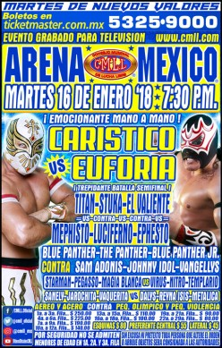 CMLL Tuesday: All Rise in the Presence of Big Euf!