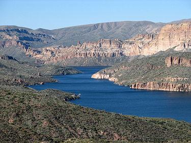 Apache Lake, Arizona