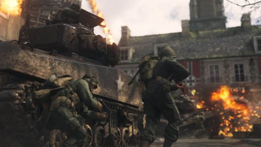 (Call of Duty: WW2, Official Poster Artwork) - Call of Duty: WW2's Additional 'Season Pass' Add-On (costing £$39.99) is the Second Most Purchased PS4 Game Add-On in 2018, So Far