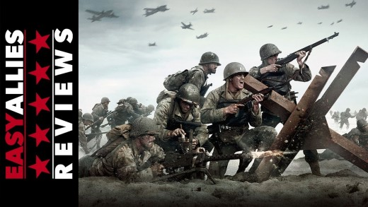(Call of Duty: WW2, official poster, via Pinterest edit) - Call of Duty: WW2 is an immediate blockbuster hit, throughout November/December sales grossing more than $1 Billion worldwide, and this figure is only the beginning