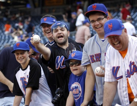 Hometown Mets Fans Electrified by Their Team