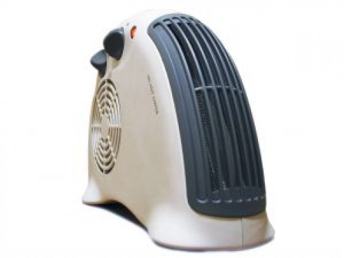 Space heaters are efficient for a brief use in a small room, but not for long-term solutions in large spaces.
