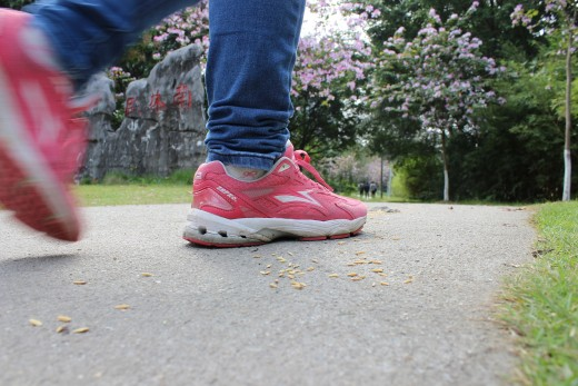 Select supportive footwear for walking, running, jogging, and other favorite sports.