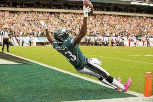 Eagles WR Nelson Agholor needs to have a big game on Sunday against the Vikings