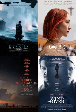 2017 in Movies: The Last Six Months