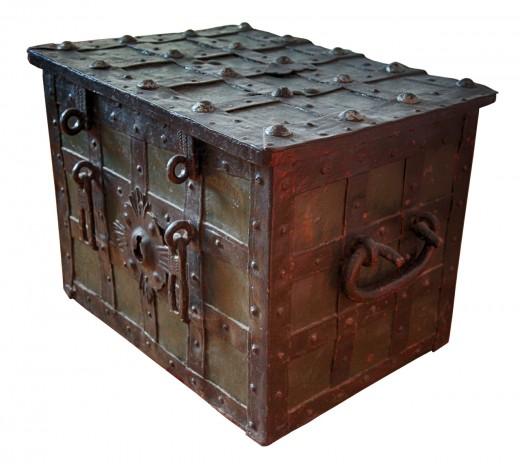 A treasure chest of ideas.