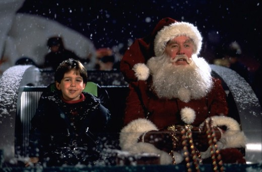 The Santa Clause Top Family Christmas Movies