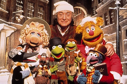 The Muppet Christmas Carol Top Family Christmas Movies