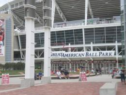 The Great American Ball Park and Cincinatti Reds, Cincinatti