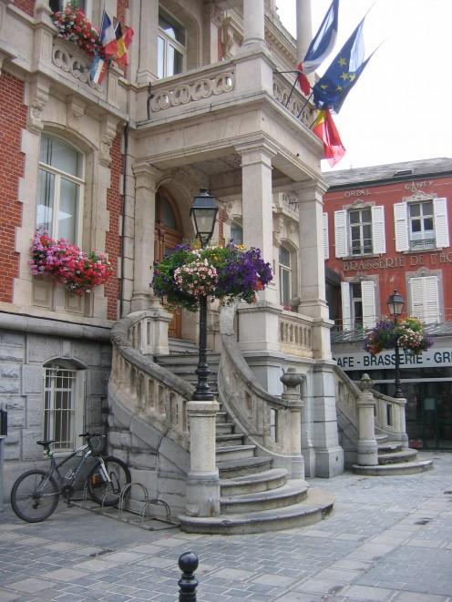 Hôtel de ville, Givet