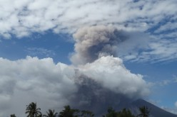 An Explosive Message From Mayon Volcano