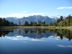 Travelling New Zealand