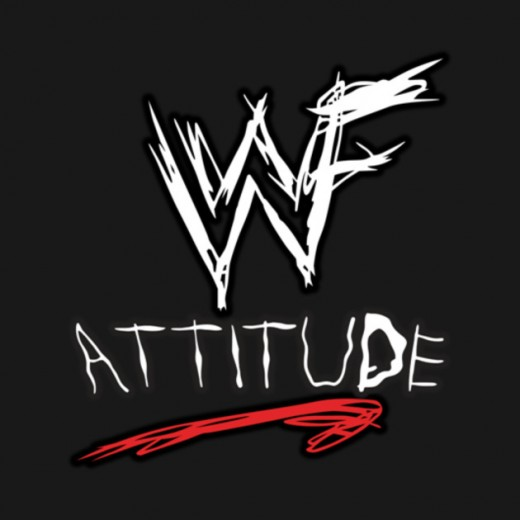 "Official ""Attitude Era"" logo"