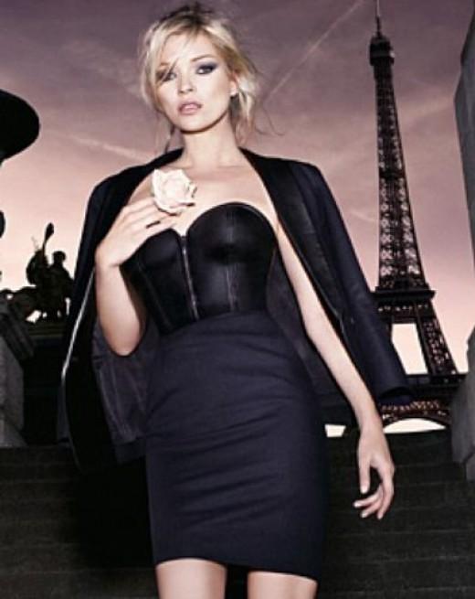 Ysl Kate Laukku : Perfume deja vu kate moss for ysl parisienne