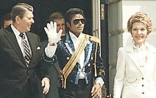 Jackson Was Honored By President Reagan For Helping Efforts To Reduce Drunk Driving