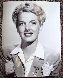 Hollywood actress Eloise Hardt, Marina Habe's mother.