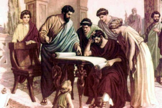 Now these Jews were more noble than those in Thessalonica; they received the word with all eagerness, examining the Scriptures daily to see if these things were so. - Acts 17:11