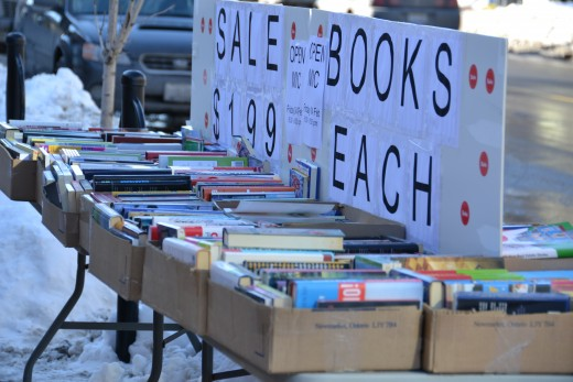 Will book sales become a thing of the past?