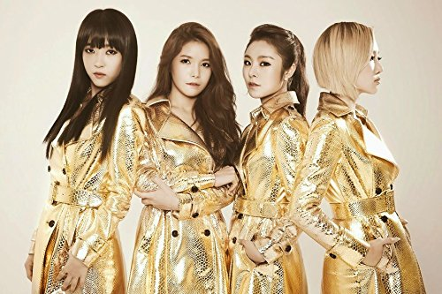 Mamamoo | Top 10 Most Popular K-Pop Girl Groups