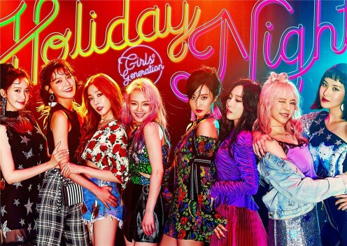 Girl's Generation | Top 10 Most Popular K-Pop Girl Groups