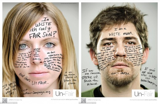 Gee, it's almost if they want you to think there's something wrong with being white...