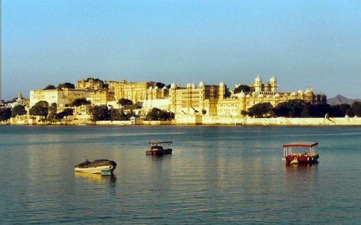Beautiful city of Udaipur
