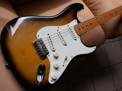Fender Eric Johnson Stratocaster (pic4)