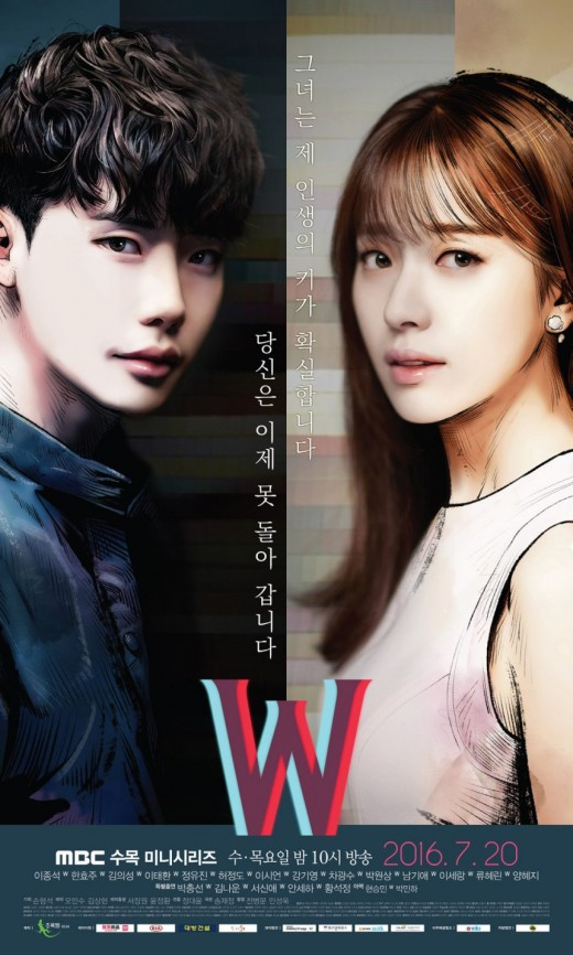 Han Hyo Joo Latest KDrama: W - Two Worlds / MBC TV