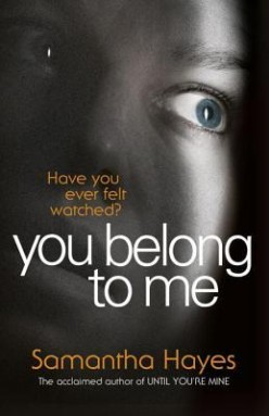 Book Reviews and Recommendations: ''You Belong To Me'' by Samantha Hayes