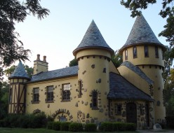 Curwood Castle: A Literary Shrine
