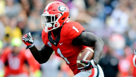 Sony Michel, RB, Georgia