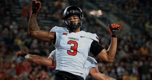 Marcell Ateman, WR, Oklahoma State