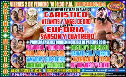 CMLL Super Viernes: Block A Kind of Day