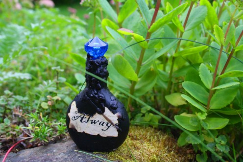 DIY Severus Snape Potion Bottle