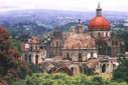 Ancient town of Cuernavaca