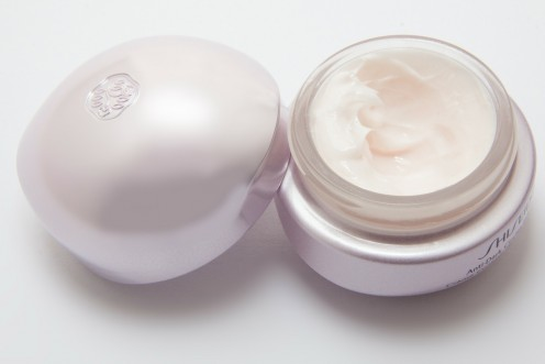 The final stage of your facial is to apply your face cream.