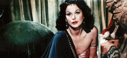 Hedy plays Delilah