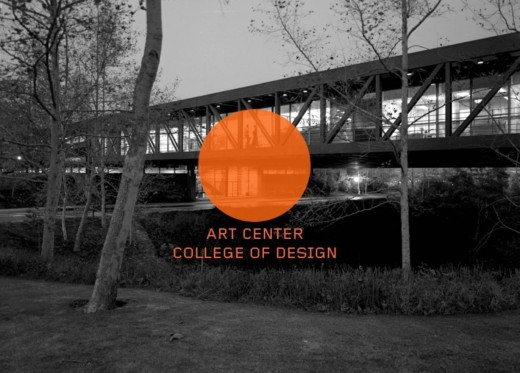 The Bridge architecture of Art Center's building