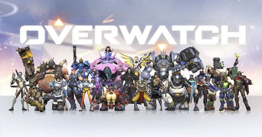 Overwatch Hero Selection