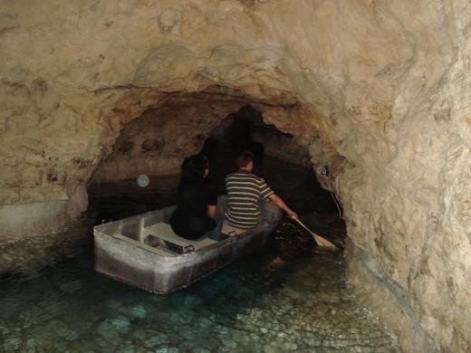 Cave at Tapolca