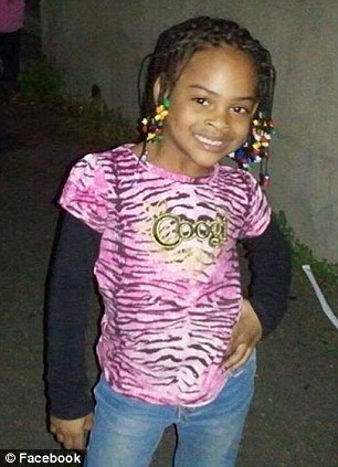 Relisha Rudd, 8-years old, living at a homeless shelter at time of disappearance.