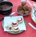 Tea and Scones Tenerife Style in the Sunny Canary Islands