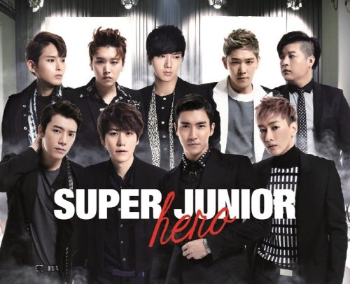 Super Junior | Top 10 Most Popular K-Pop Boy Groups